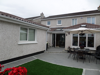 Single storey rear house extension in Dunboyne,  Co. Meath